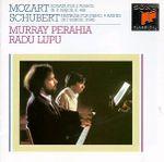 Pochette Mozart: Sonata, K448 / Schubert: Fantasia, op. 103, D940