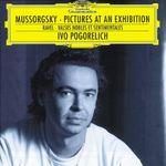 Pochette Mussorgsky: Pictures at an Exhibition / Ravel: Valses nobles et sentimentales