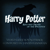 Pochette Harry Potter and the Order of the Phoenix (Videogame) (OST)