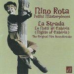Pochette La Strada / Le Notti di Cabiria (OST)