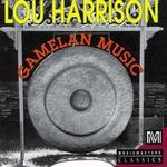 Pochette Gamelan Music, Volume I