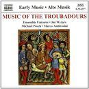 Pochette Music of the Troubadours