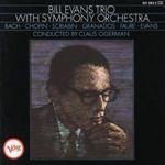 Pochette Bill Evans With Symphony Orchestra