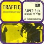 Pochette Paper Sun