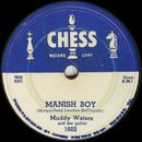 Pochette Manish Boy / Young Fashioned Ways (Single)
