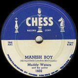 Pochette Manish Boy