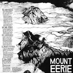 Pochette Mount Eerie
