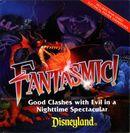 Pochette Disneyland: Fantasmic: Good Clashes With Evil