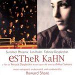 Pochette Esther Kahn (OST)