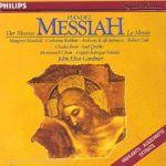Pochette Le Messie (extraits) (feat. conductor: John Eliot Gardiner)