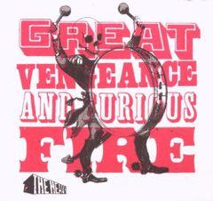 Pochette Great Vengeance & Furious Fire