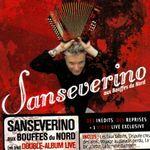 Pochette Sanseverino aux Bouffes du Nord (Live)