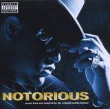 Pochette Notorious (OST)