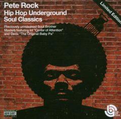 Pochette Lost and Found: Hip Hop Underground Soul Classics