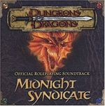 Pochette Dungeons & Dragons: Official Roleplaying Soundtrack