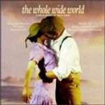 Pochette The Whole Wide World (OST)