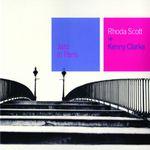 Pochette Jazz in Paris: Rhoda Scott + Kenny Clarke
