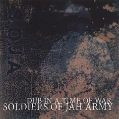 Pochette Dub in a Time of War