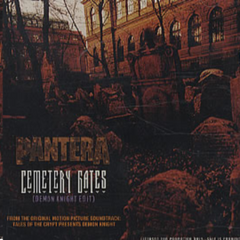 Pochette Cemetery Gates