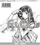 Pochette FLCL Fooly Cooly Original Sound Track 2: King of Pirates (OST)