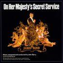 Pochette On Her Majesty's Secret Service