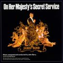 Pochette On Her Majesty's Secret Service (OST)