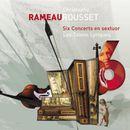 Pochette Six Concerts en sextuor