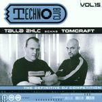 Pochette Techno Club, Volume 15