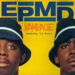 Pochette Rampage (remix radio edit)