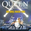 Pochette We Will Rock You (Live)