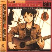 Pochette Serial Experiments Lain Sound Track (OST)