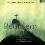 Pochette Requiem: I. INTROITUS(1-2): Requiem aeternam