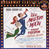 Pochette The Music Man (OST)