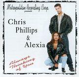 Pochette Chris Phillips & Alexia
