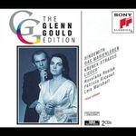 Pochette The Glenn Gould Edition: Hindemith: Das Marienleben / Krenek & Strauss: Lieder