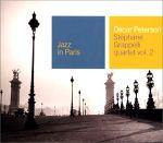 Pochette Jazz in Paris: Stéphane Grappelli Quartet, Volume 2