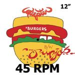 Pochette Burgers / The Punjab (EP)