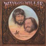 Pochette Waylon & Willie