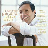 Pochette Murray Perahia plays Bach Concertos