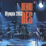 Pochette Olympia 2003 (Live)