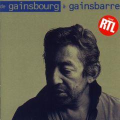 Pochette De Gainsbourg à Gainsbarre