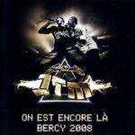 Pochette On est encore là : Bercy 2008 (Live)