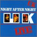 Pochette Night After Night (Live)