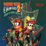 Pochette Donkey Kong Country 2: Diddy's Kong Quest (OST)