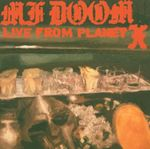 Pochette Live From Planet X (Live)