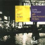 Pochette Jazz in Paris: Lucky Thompson with Dave Pochonet All Stars