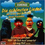 Pochette Die schönsten Lieder mit Ernie und Bert und ihren Freunden