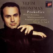 Pochette Piano Sonatas (Yefim Bronfman, Piano)