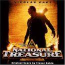 Pochette National Treasure (OST)