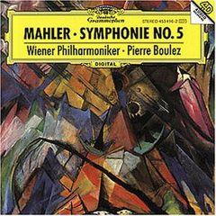 Pochette Symphonie no. 5